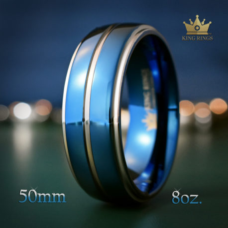 Blue Wave Cock Ring