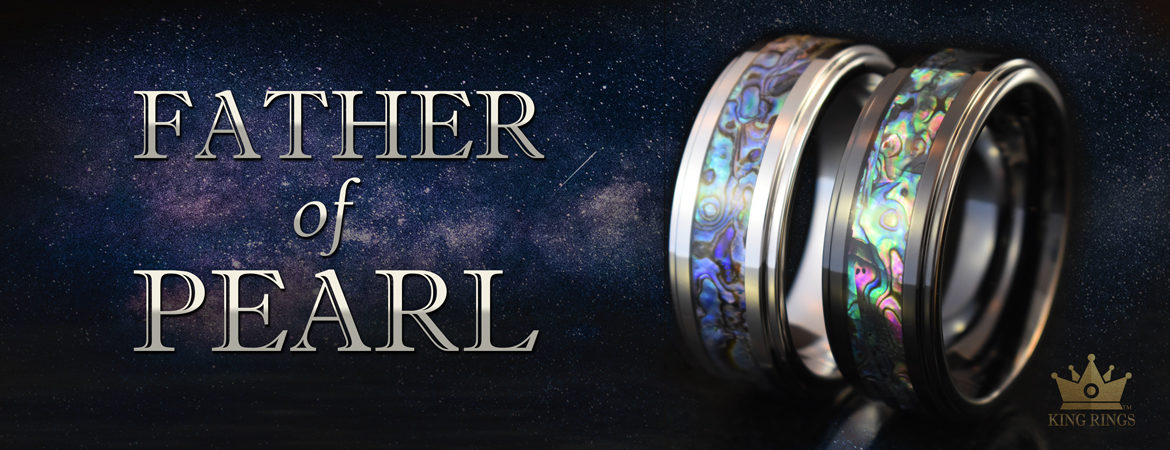 Father of Pearl Cock Rings