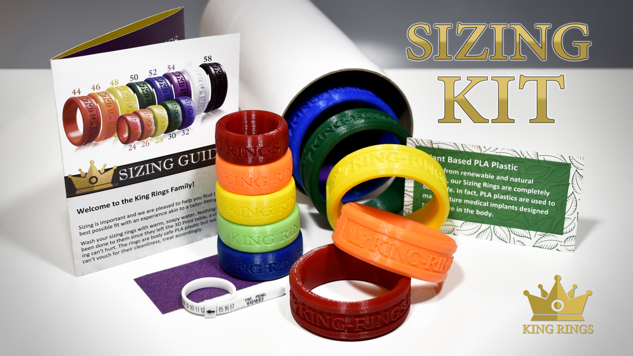 Cock and Glans Sizing Rings