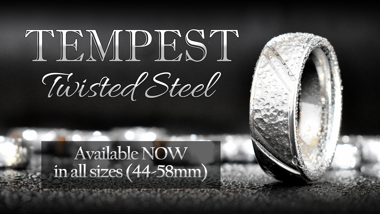 Luxury Stainless Steel Cock Ring